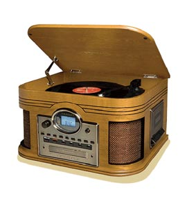 Photo of the Crosley CR247-OA.