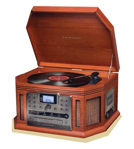 Photo of the Crosley CR248-PA.