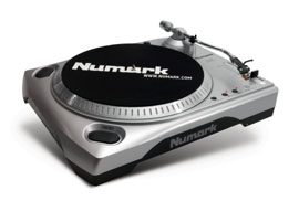Photo of the Numark TTUSB.