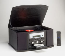 Photo of the Teac GF-350.