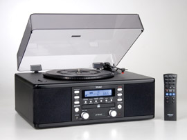 Photo of the Teac LP-R400.